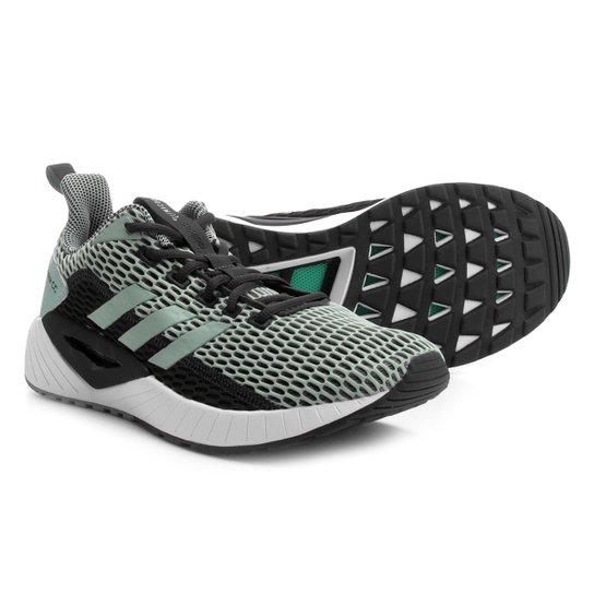 72b871ce154 Tênis Adidas Questar Ride CC Masculino - Preto e verde - Compre ...