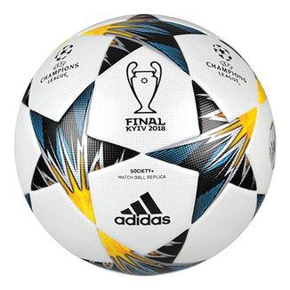 77d85fee706da Bola Futebol Society Adidas Finale Kiev Top
