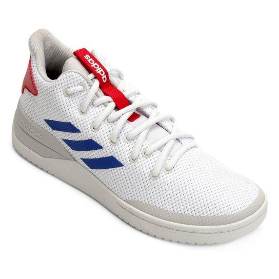 88545606a12b4 Tênis Adidas Retro Bball Masculino - Branco e Azul - Compre Agora ...