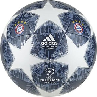 Bola de Futebol Campo Bayern de Munique Adidas Capitano Finale 18 UCL e42ff55bc4e9f