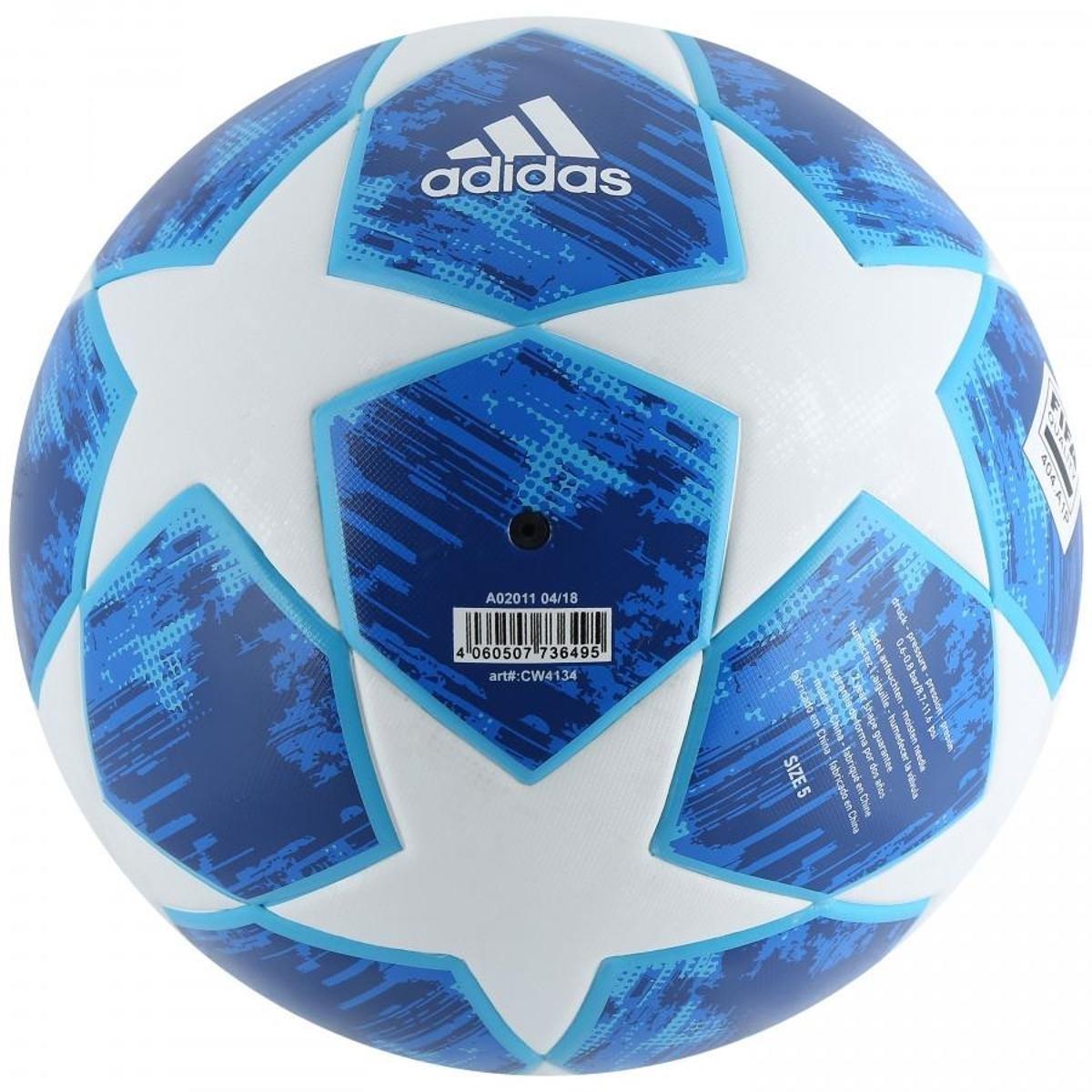7b8174345 Bola de Futebol Campo Uefa Champions League Adidas Finale 18 Top ...