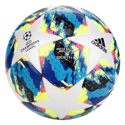 Bola de Futebol Society Adidas Uefa Champions League Finale 19 Match Ball...