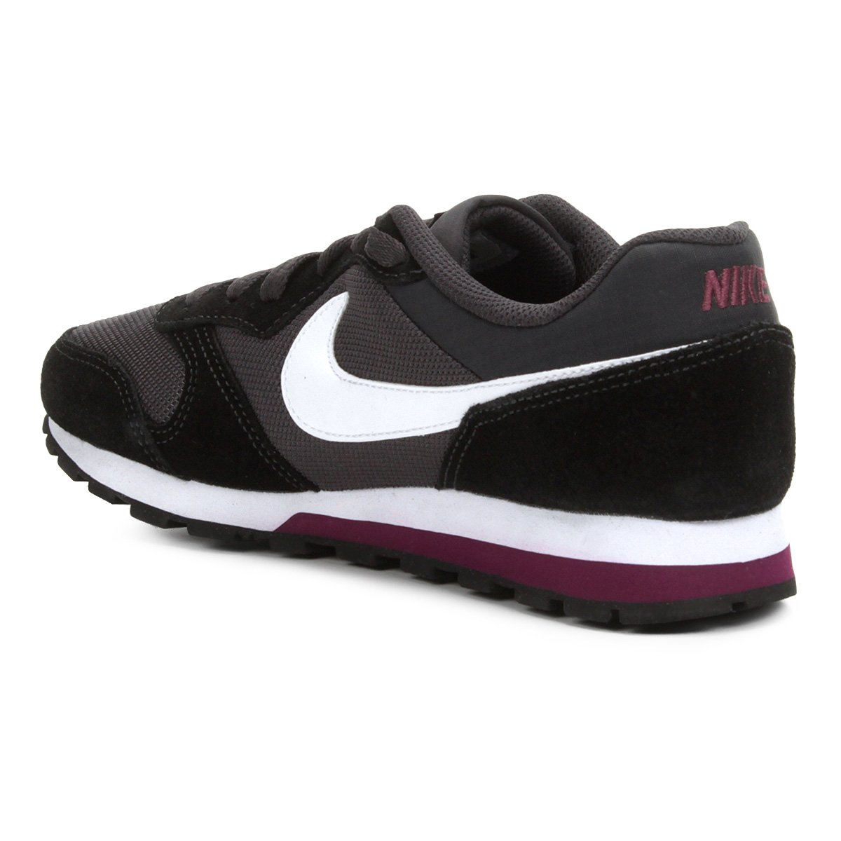 40f5c2ccd3158 Tênis Nike Md Runner 2 Feminino - Tam: 40 - Shopping TudoAzul