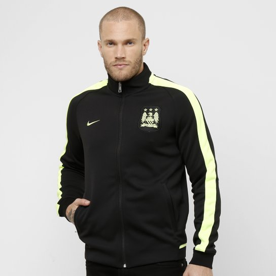 Jaqueta Nike Manchester City N98 Authentic - Compre Agora  0578642331b97