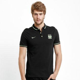 Camisa Polo Nike Manchester City League Auth 6917a5e1e1e1c
