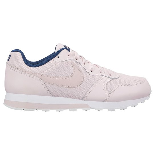 Tênis Infantil Nike Md Runner 2 - Rosa Claro - Compre Agora  944b8e0299453