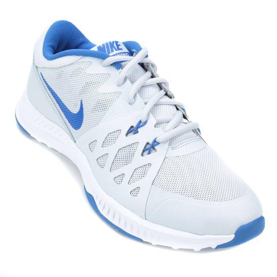 Tênis Nike Air Epic Speed TR 2 Masculino - Azul Claro+Azul eab818e5e2243
