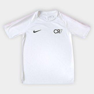 f5fc556b7588a Camisa Infantil Nike CR7 Dry Squad Top