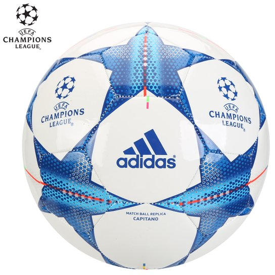 Bola Futebol Adidas Champions League Finale 15 Campo - Compre Agora ... 93d520e162fd6
