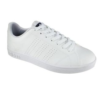 Compre Tenis Adidas Branco Masculino Online  a4eaff7710d1b