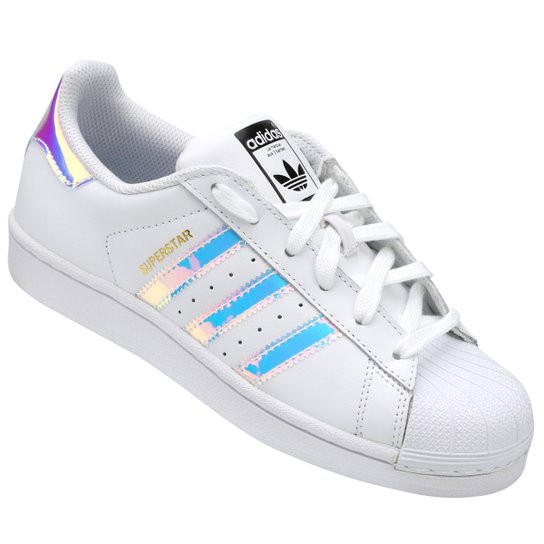 483a7579eee Tênis Adidas Superstar Infantil - Compre Agora