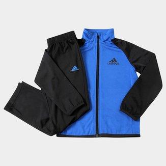 Agasalho Adidas Yb Ts Entry Oh Infantil da8ddcf897842