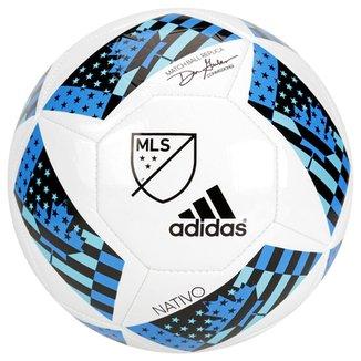 fdb9d737a4afe Bola Futebol Adidas MLS 16 Glider Campo