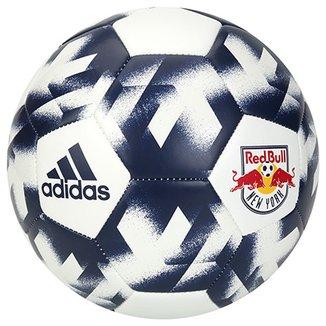 Bola Futebol Adidas New York Red Bull Campo 8f89c6c57863f