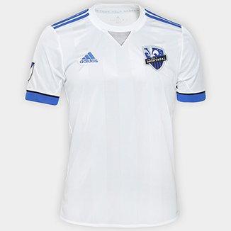1a3cf8e266 Camisa Montreal Impact MLS Away 17 18 s nº Torcedor Adidas Masculina