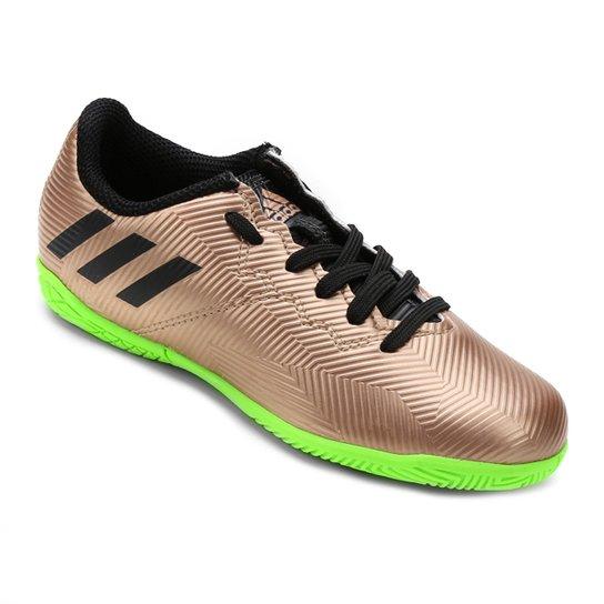Chuteira Futsal Juvenil Adidas Messi 16.4 IN - Compre Agora  26d6e1acd3a92