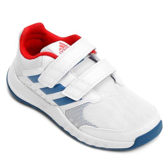 acfb1fb724f Tênis Adidas Fortagym Cf K Infantil - Compre Agora