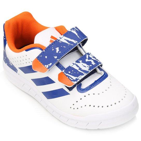 Tênis Infantil Adidas Quicksport Cf C Velcro - Compre Agora  ca53f6852e6