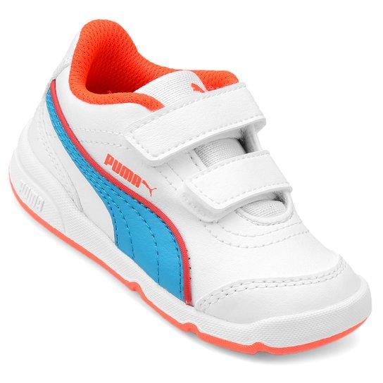 Tênis Puma Stepfleex Fs Sl V Kids - Compre Agora  038904e7d604e
