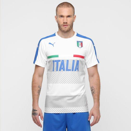 Camisa Itália Treino 2016 Treino Puma Masculina - Compre Agora ... 03b3ac33ed4f4