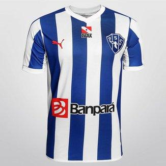 Camisa Paysandu n°10 Uniforme I 2015 - Puma 039981d8765a1