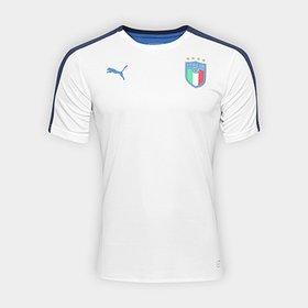 fd0b2017dd89e Camisa Seleção Itália Infantil Home 2018 s n° - Torcedor Puma ...
