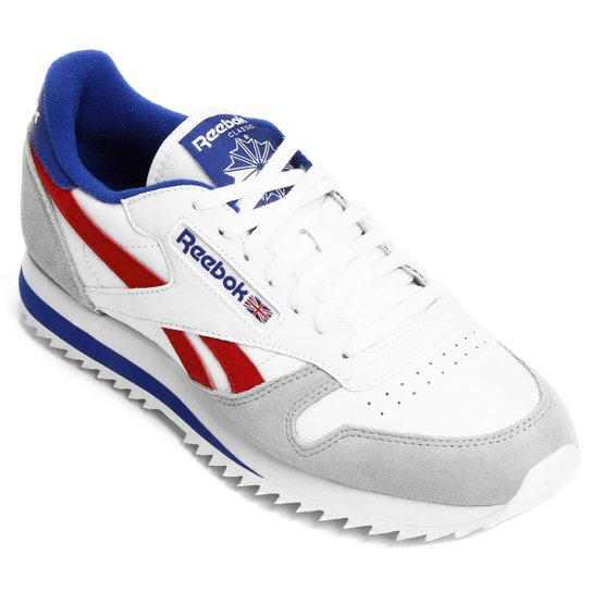 facc16b5d3bab Tênis Reebok Classic Leather Ripple Low - Compre Agora