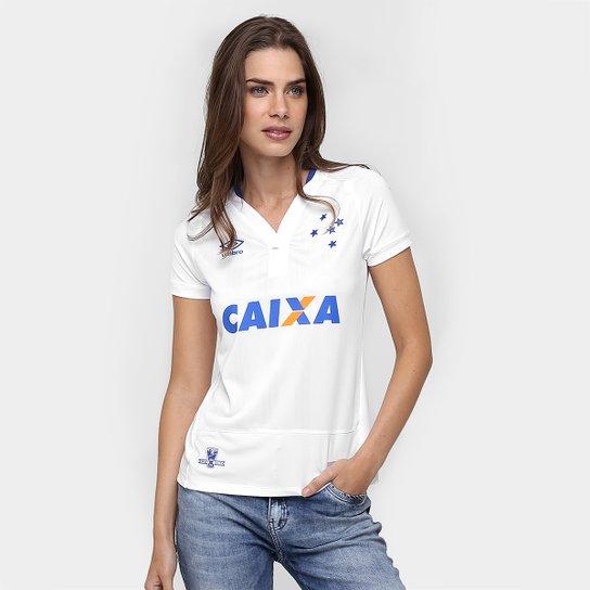 f7948f6e34023 Camisa Cruzeiro II 2016 s nº Torcedor Umbro Feminina - Compre Agora ...