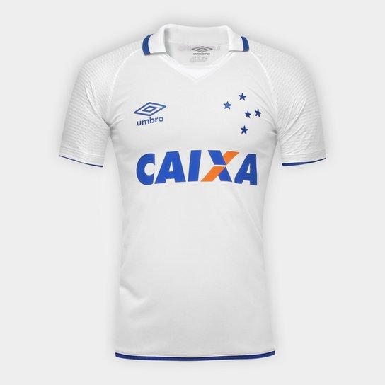 e046cc35ad7d3 Camisa Cruzeiro II 17 18 s nº Jogador Umbro Masculina - Compre Agora ...