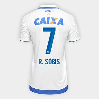 Camisa Cruzeiro II 17 18 nº 7 R. Sóbis - Torcedor Umbro Masculina 4e833885018c4