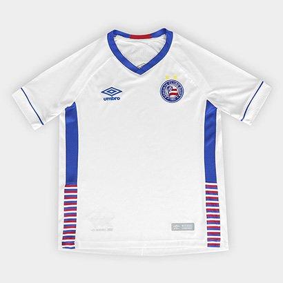 Camisa Bahia Infantil I 2018 s/n° SK-1 Torcedor Umbro
