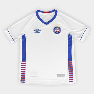 Camisa Bahia Infantil I 2018 s n° SK-1 Torcedor Umbro 0a341a13e0349