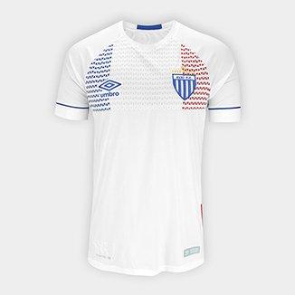 b6bbbc5621 Camisa Avaí II 2018 s n° Lion Bleu Torcedor Umbro Masculina
