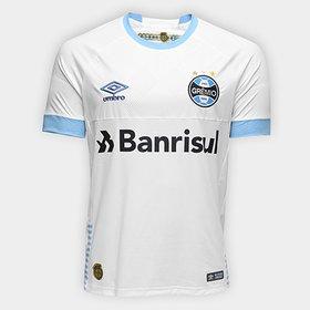 LANÇAMENTO. (2). Camisa Grêmio II 2018 s n° Torcedor Umbro Masculina e6173006c32aa