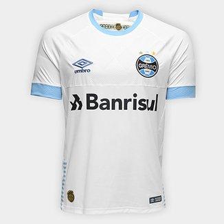 Camisa Grêmio II 2018 s n° Torcedor Umbro Masculina 11bc9a20f04be