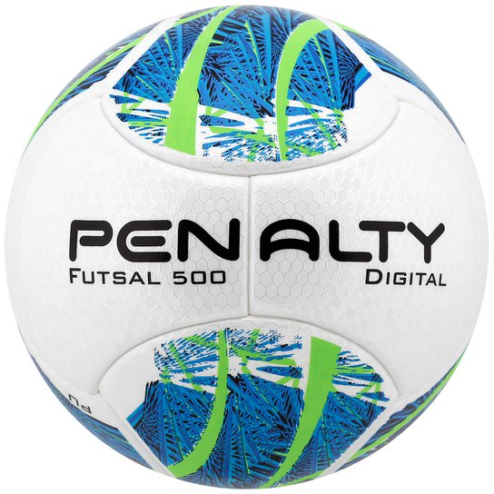 Bola Futebol Penalty Digital 500 5 Futsal - Compre Agora  f6cb76049fa88