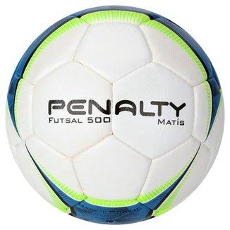 f68a24e7d0e63 Bola Futebol Penalty Matis 500 5 Futsal