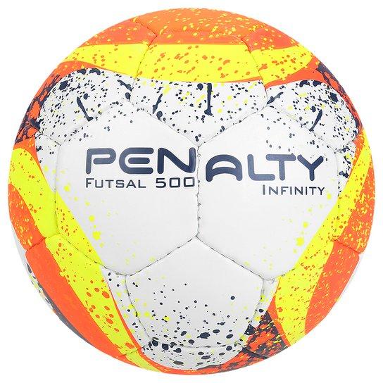 Bola Futsal Penalty Infinity 7 - Amarelo+Laranja. Loading. 2a47db209cf3a
