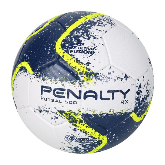 Bola Futsal Penalty RX 500 R2 Ultra Fusion 7 - Compre Agora  a611bdf8b0a69