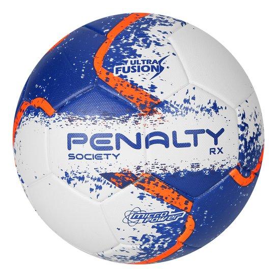 c00d8c5ccb Bola Futebol Society Penalty RX R1 Ultra Fusion 7 - Compre Agora ...