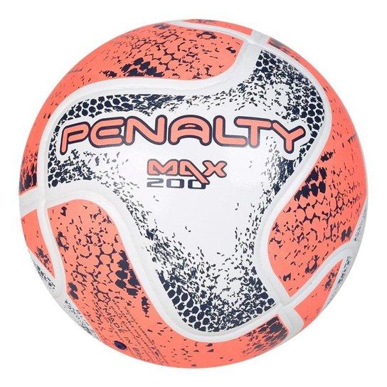 Bola Futsal Penalty Max 200 Term VIII - Branco e Azul - Compre Agora ... b9828d3c3080a
