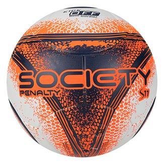 a1d691a604997 Bola Futebol Society Penalty S11 R3 Fusion VIII