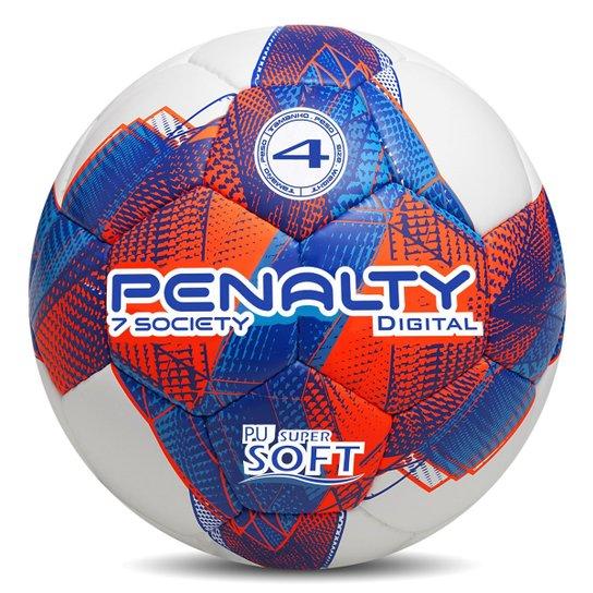 Bola De Futebol Penalty l Society 7 Digital 4 - Compre Agora  ec38f60d2b04e