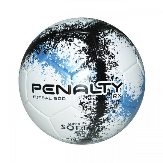 Bola Penalty RX 500 R3 Fusion VIII Futsal - Compre Agora  5c3131ab80654