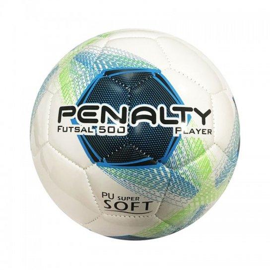58fc9265ecd6b Bola Futsal 500 Player VIII Costurada - Penalty - Compre Agora ...