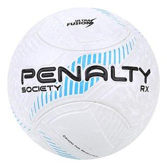 0b5b1137ec348 Bola de Futebol Society Penalty RX Fusion VIII