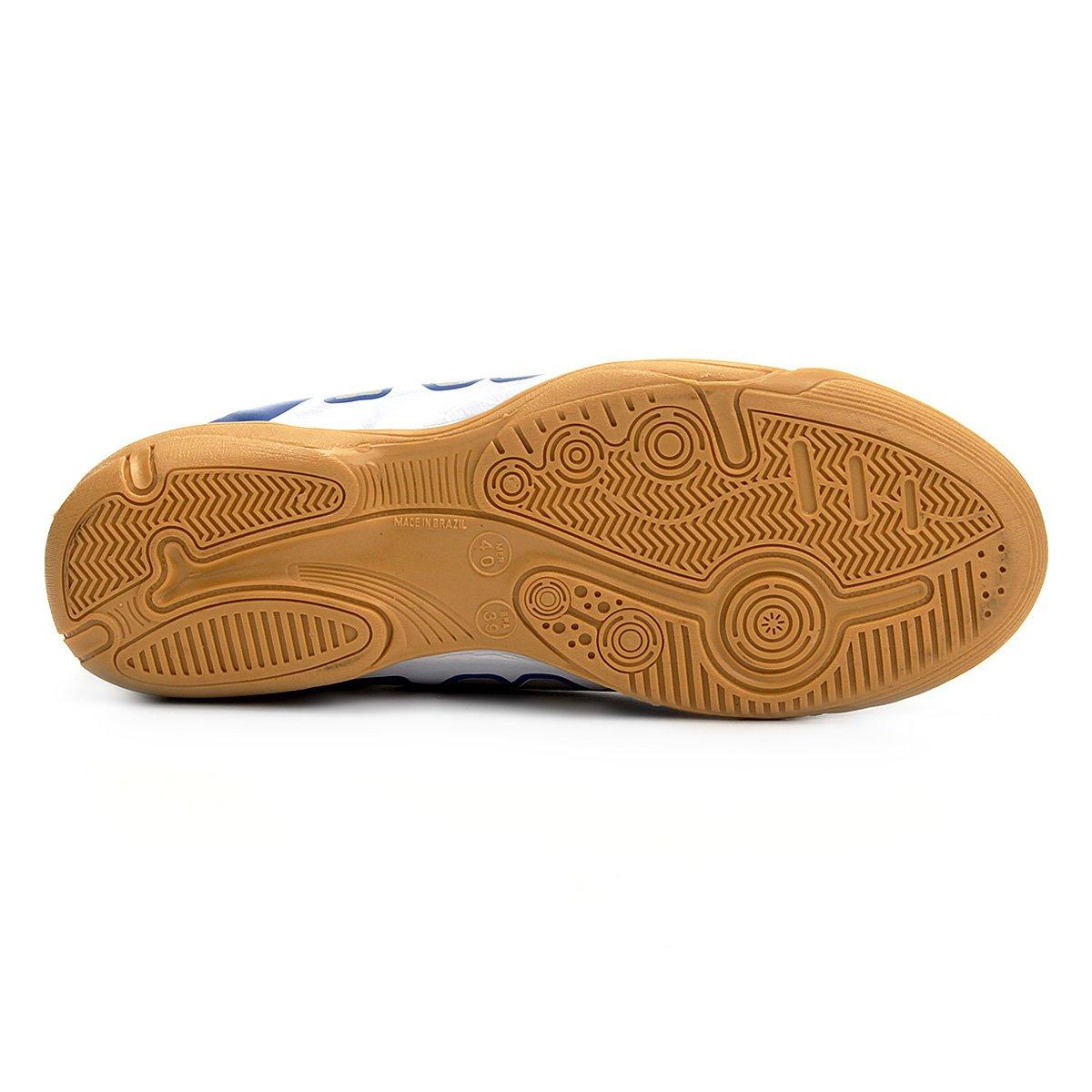 fb6edbd5aa Chuteira Futsal Kappa Torpedo - Tam  44 - Shopping TudoAzul