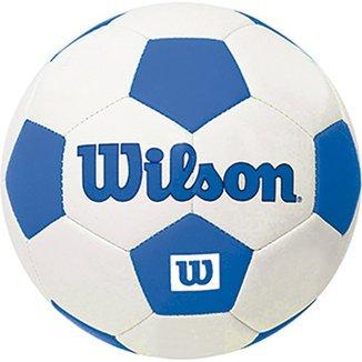 Bola de Futebol Tradicional Mini  1 - Wilson a07a6cc4771a8