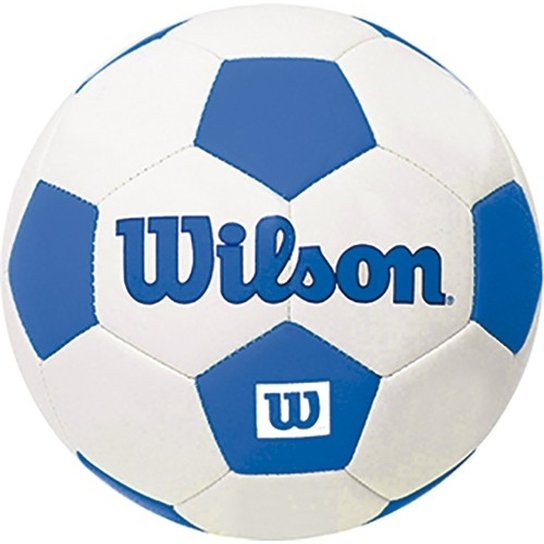 73bcf1adfb Bola de Futebol Tradicional Mini  1 - Wilson - Compre Agora