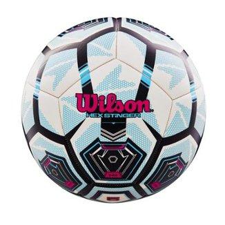 Bola de Futebol Campo Wilson Hex Stinger 5 5d05e57f8399f
